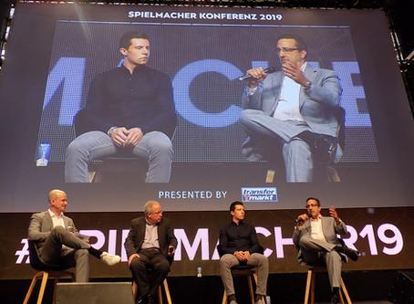 2019   Spielmacher Conference, Hamburg Germany