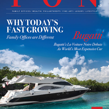 "Richard ""Rick"" Perna - Feature Article in FON Magazine"