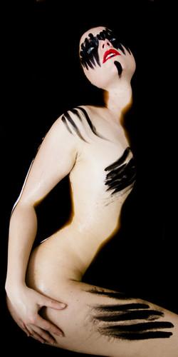 caro bain noir
