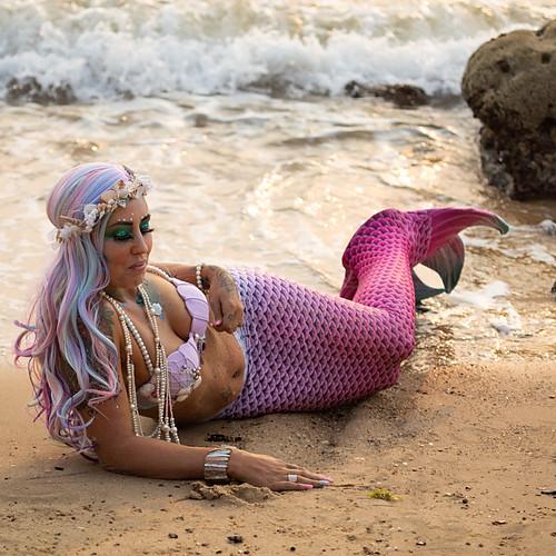 The Pink Mermaid