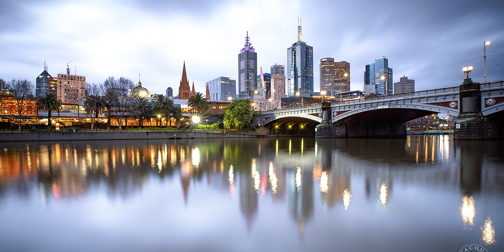 Explore Melbourne with Me
