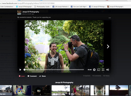How to save a video from your Facebook page