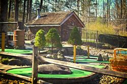 Garden Mini Golf