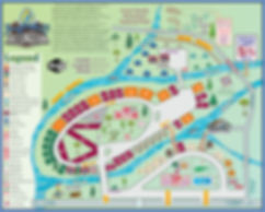 Gatlinburg Campground Map