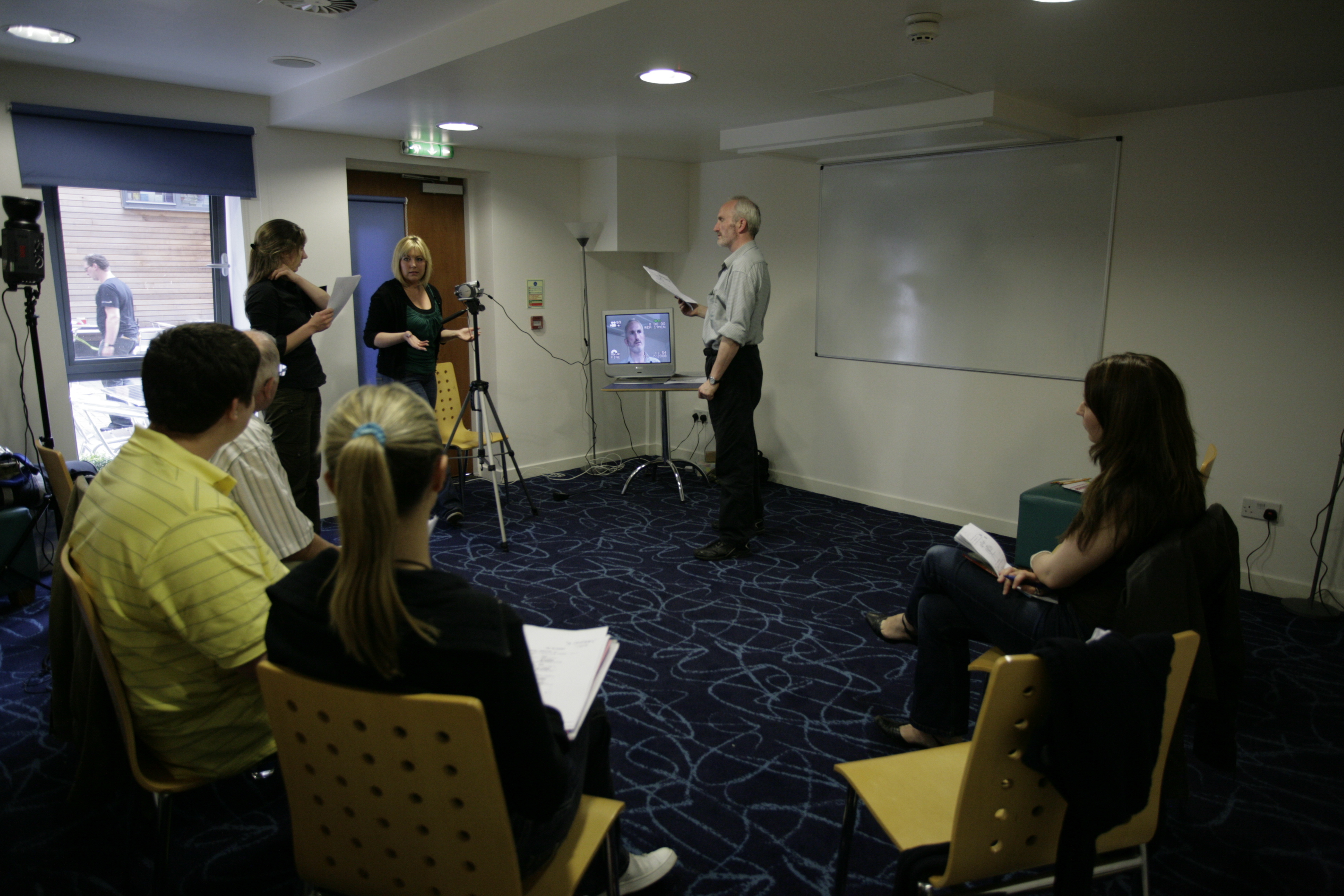 2-Day Acting Workshop