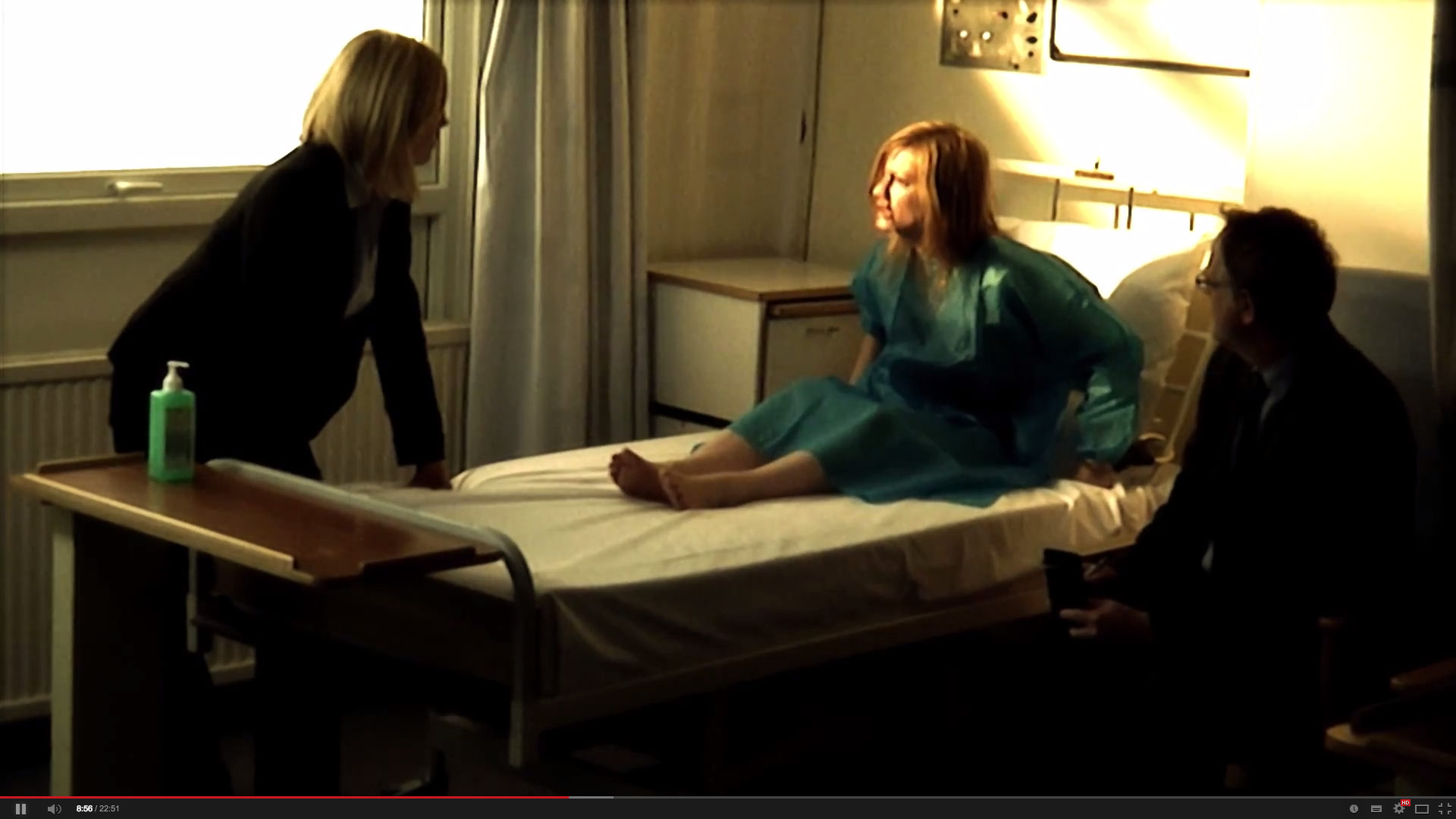 Short Film: Interrogating Vivien