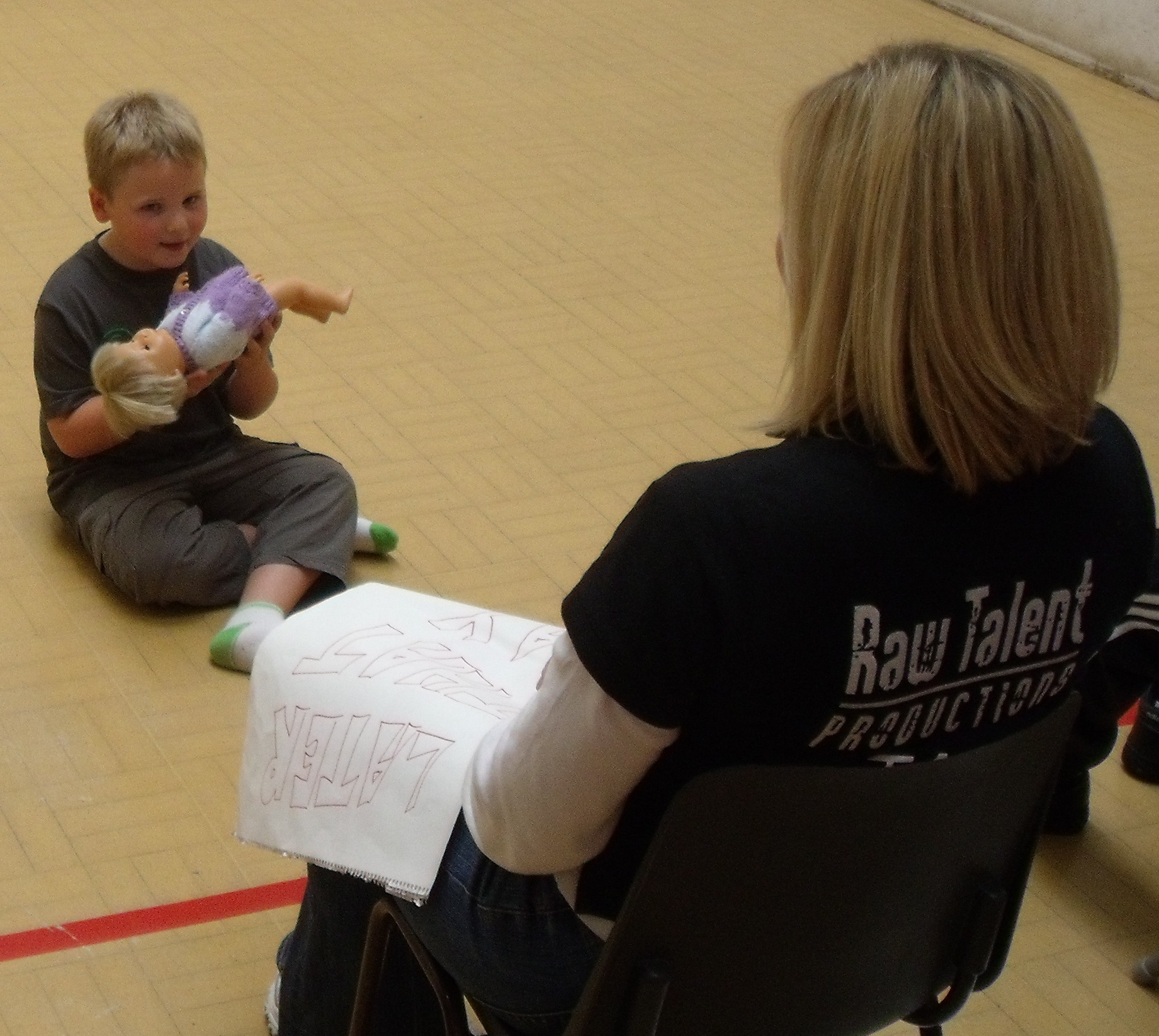 Kids Drama Workshop