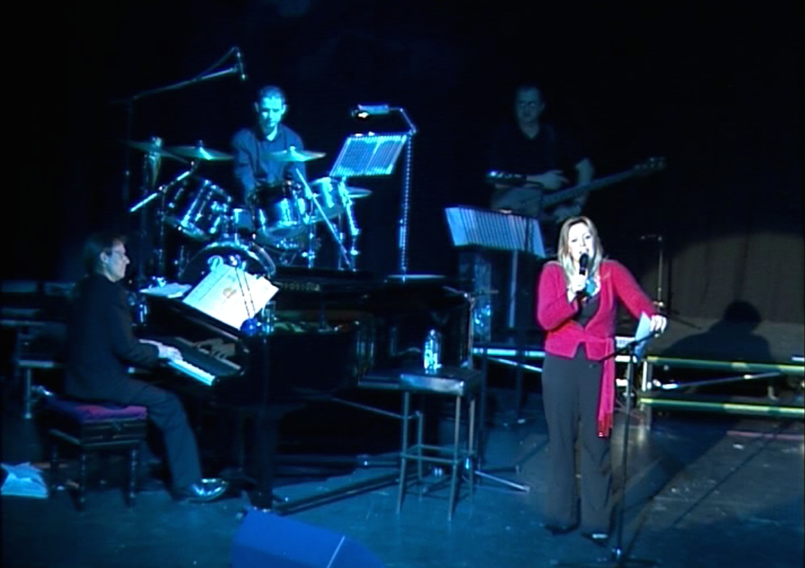 One Woman Big Band Show