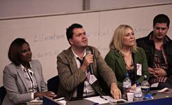 Hosting a Casting Panel, London