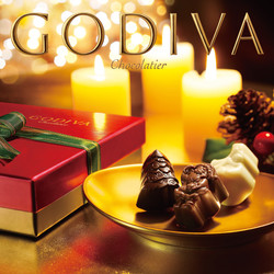 GODIVA_christmas_リーフ