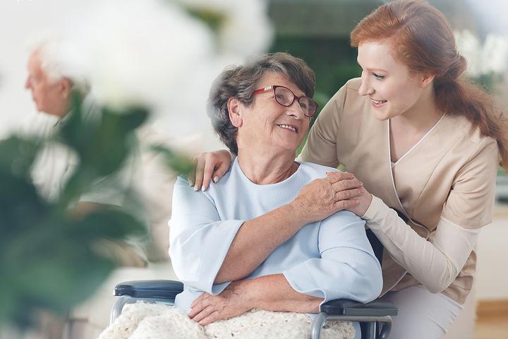 elderly w nurse_shutterstock_722937766 c