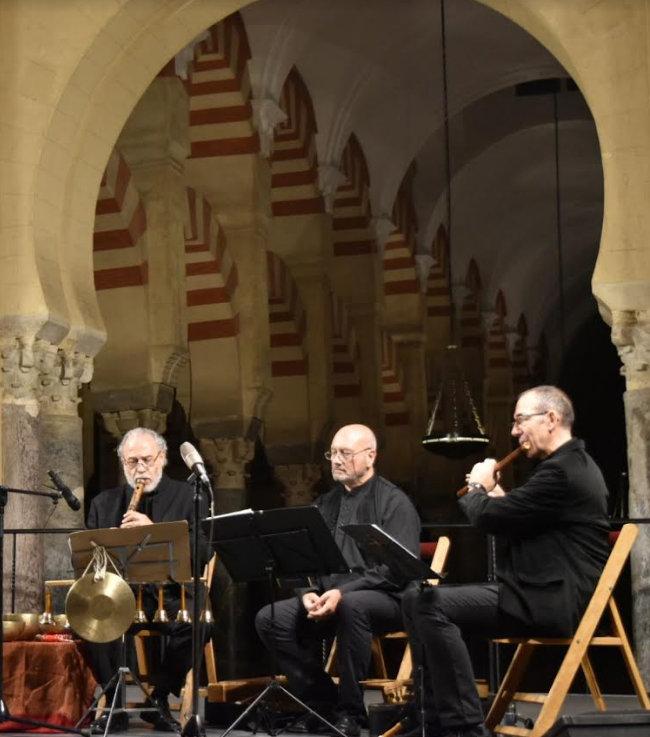 Música Antigua, Eduardo Paniagua