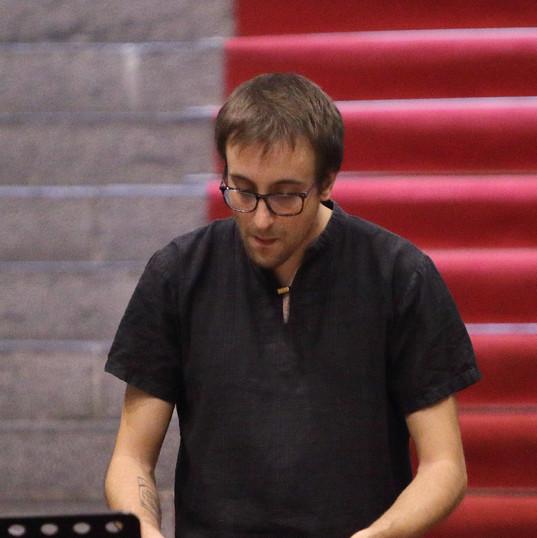 Resonars, Marco Becchetti