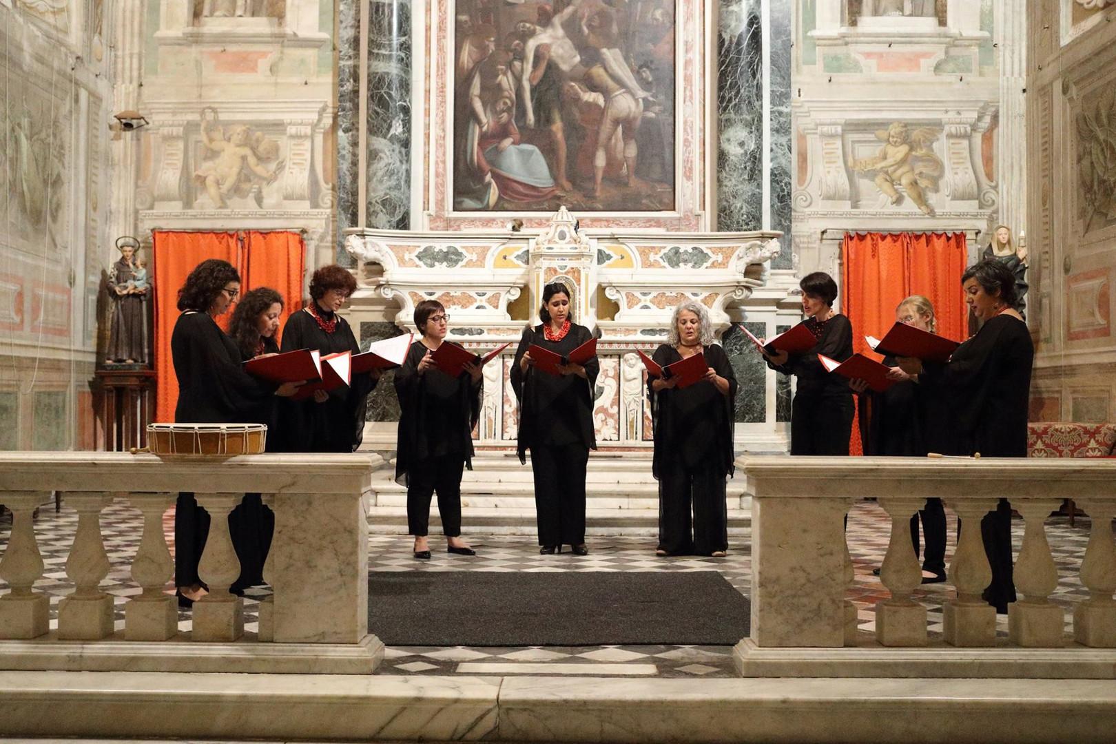 Virgo Vox, Ensemble vocale