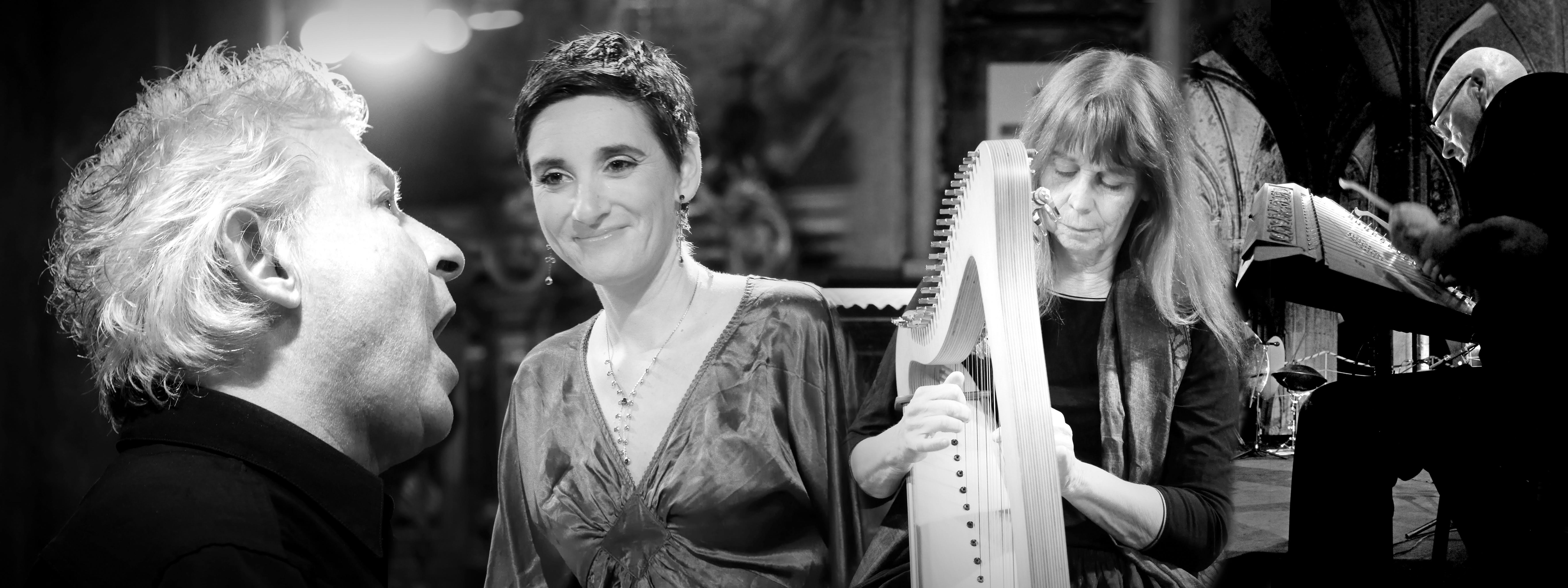 Troubadours Art Ensemble, Gérard Zuc
