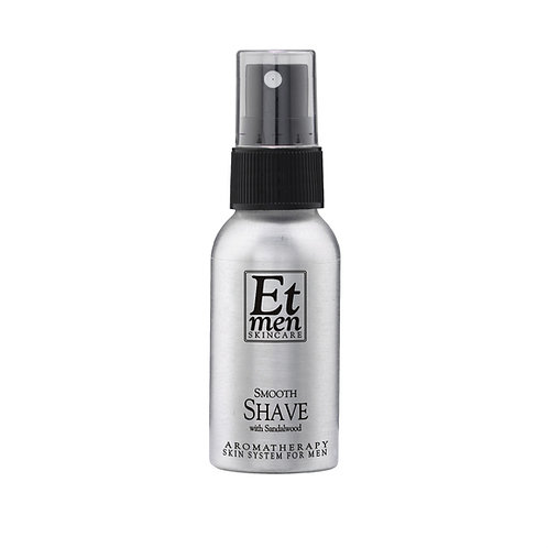 Mens skin care shave oil