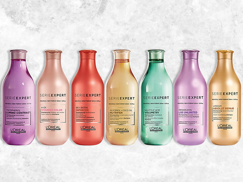 L'Oréal Hair care shampoo/conditoner 2 for £25