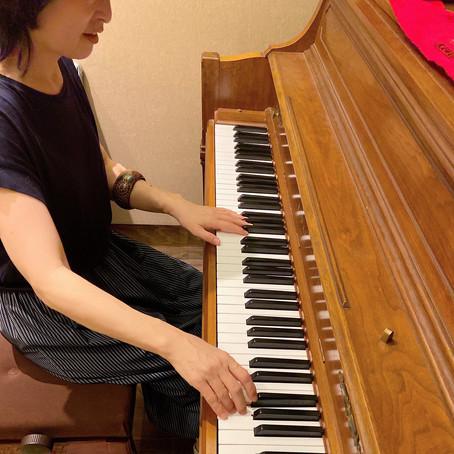 ピアノ探しの旅