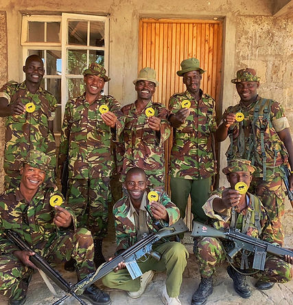 Lion Ranger Unit El Karama.