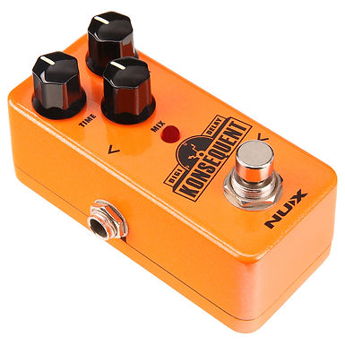 PEDAL NUX NDD-2 KONSEQUENT DELAY