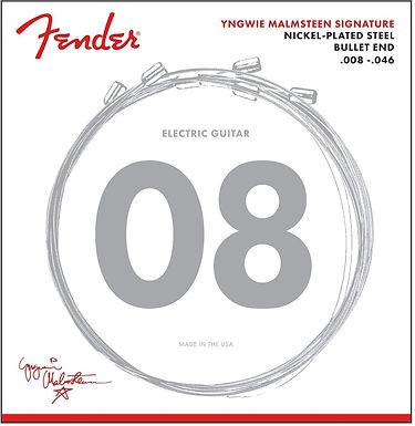 Cuerdas fender .8-.46 yngwie malmsteen signature 073-3250-600