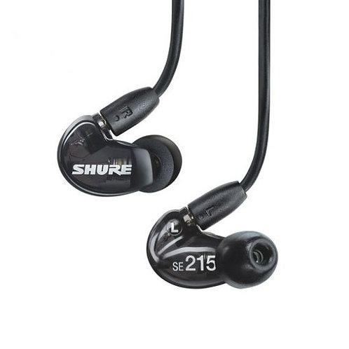 Audifonos shure shure SE215-K
