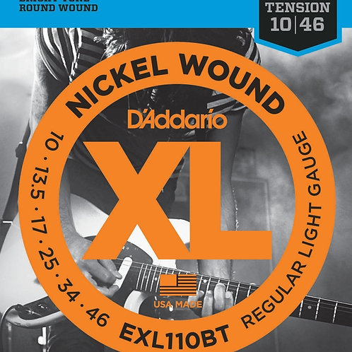 Cuerdas Daddario EXL110BT