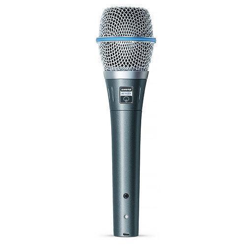 BETA 87A Microfono Vocal Condensador Shure