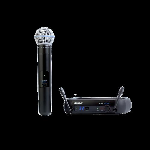 Microfono Inalambrico Shure PGXD24/BETA58