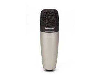 Micrófono condensador cardioide Samson C01