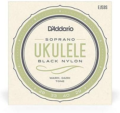Cuerdas d'addario Ukulele
