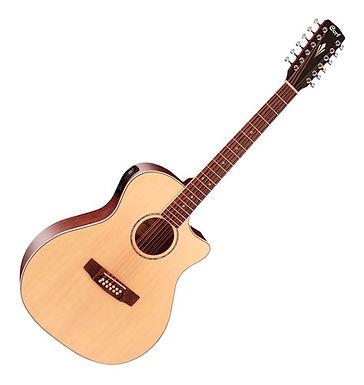 Guitarra Electroacustica Cort De 12 Cuerdas