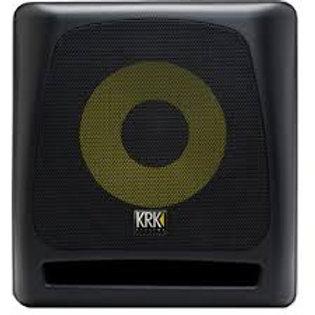 """Subwoofer auto amplificado 10"""" KRK 10S2, segunda generacion"""