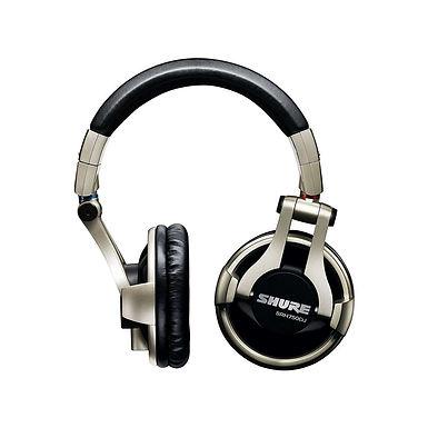 Audifonos Shure para DJ SRH750DJ