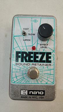 electro harmonix freeze