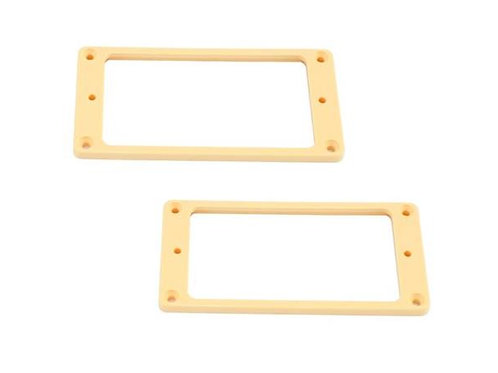 CURVED HUMBUCKING PICKUP RING SET FOR EPIPHONE®