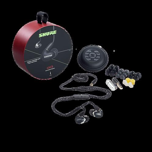 auriculares AONIC 5 con aislamiento de sonido Shure