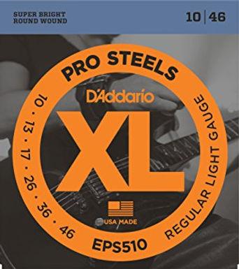 Cuerdas Daddario 10-46 EPS510