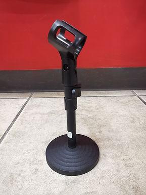 Base mini para micrófono
