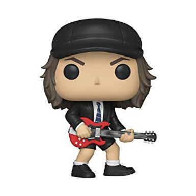 ANGUS YOUNG FUNKO POP