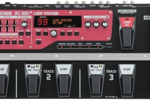 boss RC300 loop station