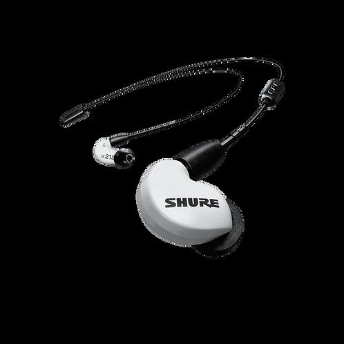 Audifonos shure SE215SPE-W-UNI