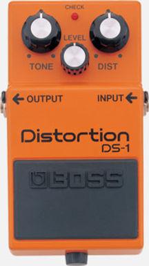 Boss DS-1 distorsion