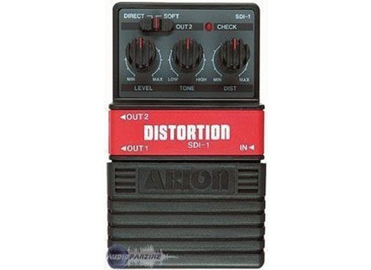 ARION DISTORTION