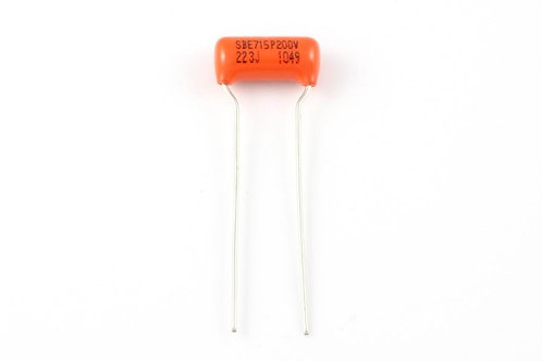 capacitor orange drop .22mfd sprague EP-4382
