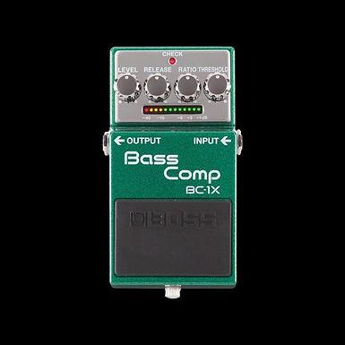 Pedal boss bc-1x bass compressor