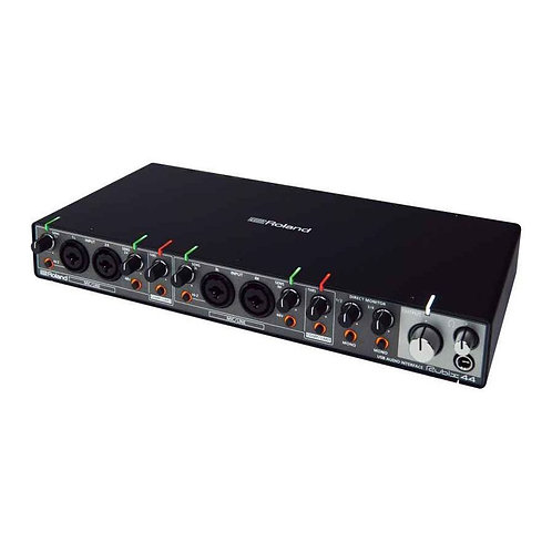 Interfazde audio Roland rubix 44