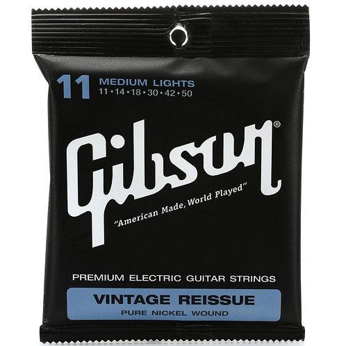 Cuerdas gibson vintage reissue .11-.52 SEV-VR11