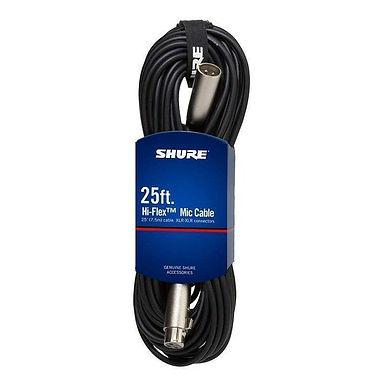 Cable Shure C25J Hi-Flex