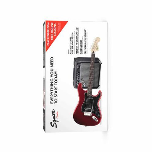 Guitarra Squier Paquete Affinity Series Stratocaster